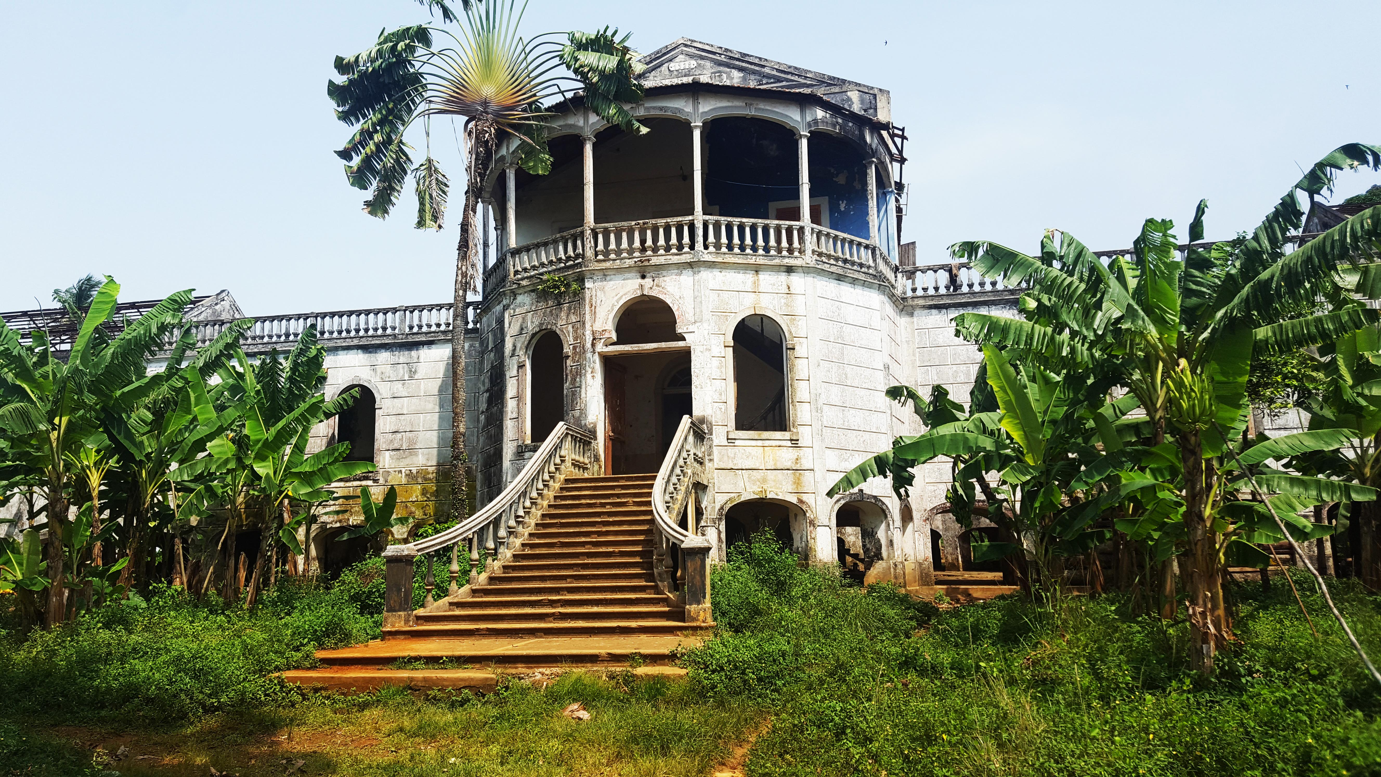 Build Sao Tome and Principe_Privilege Tours