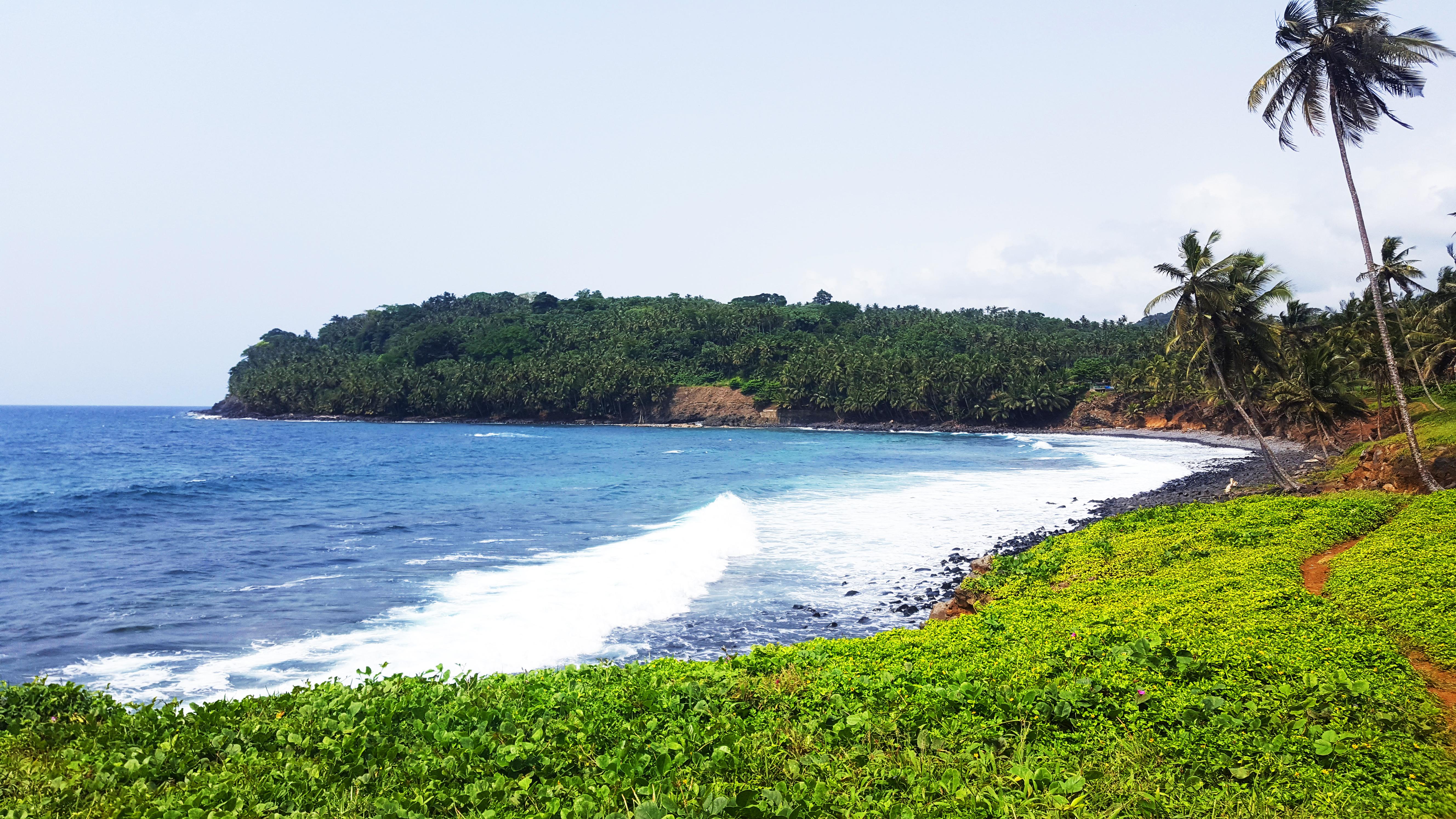 Coast Sao Tome and Principe_Privilege Tours