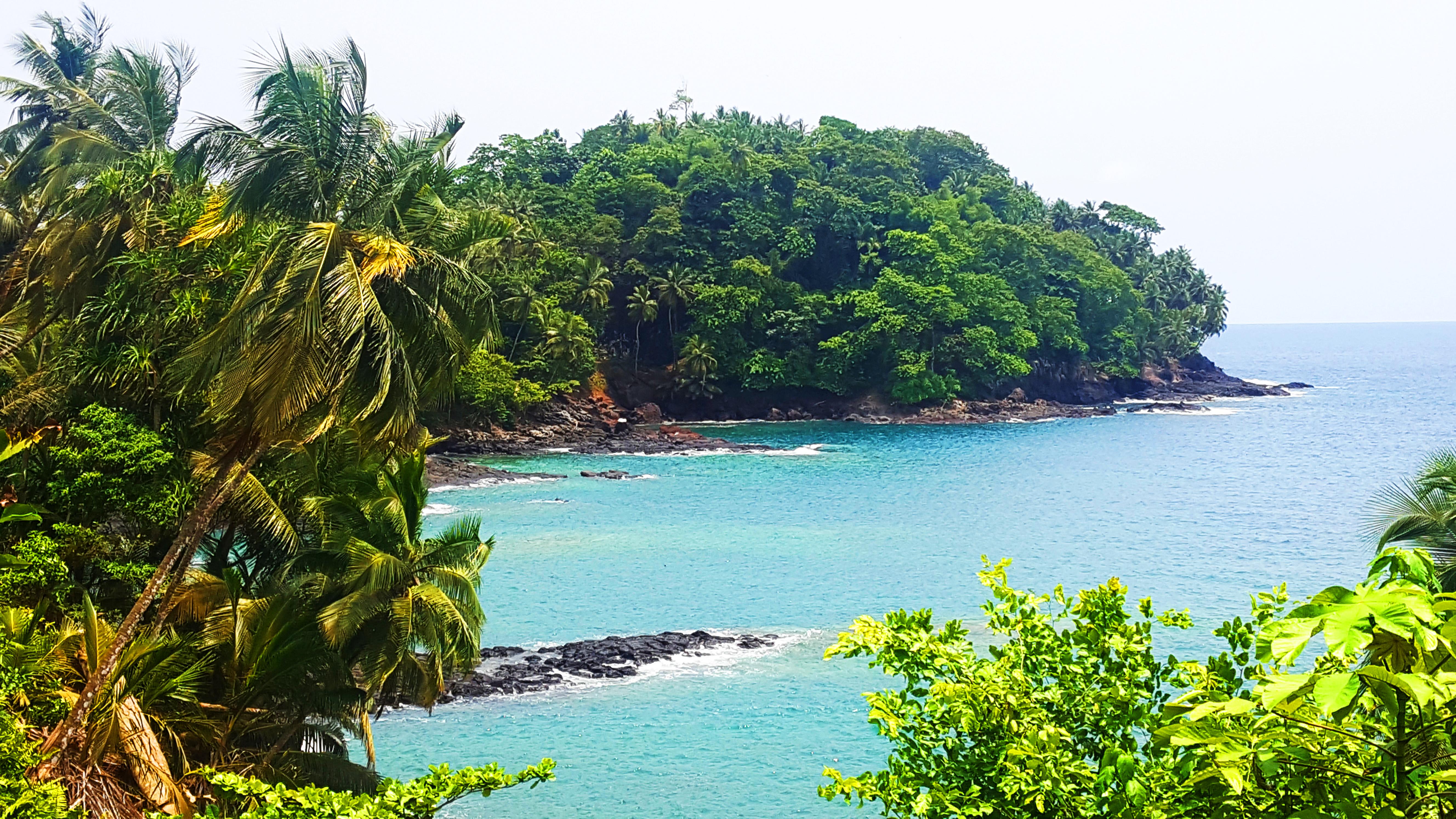Landscape Sao Tome and Principe_Privilege Tours