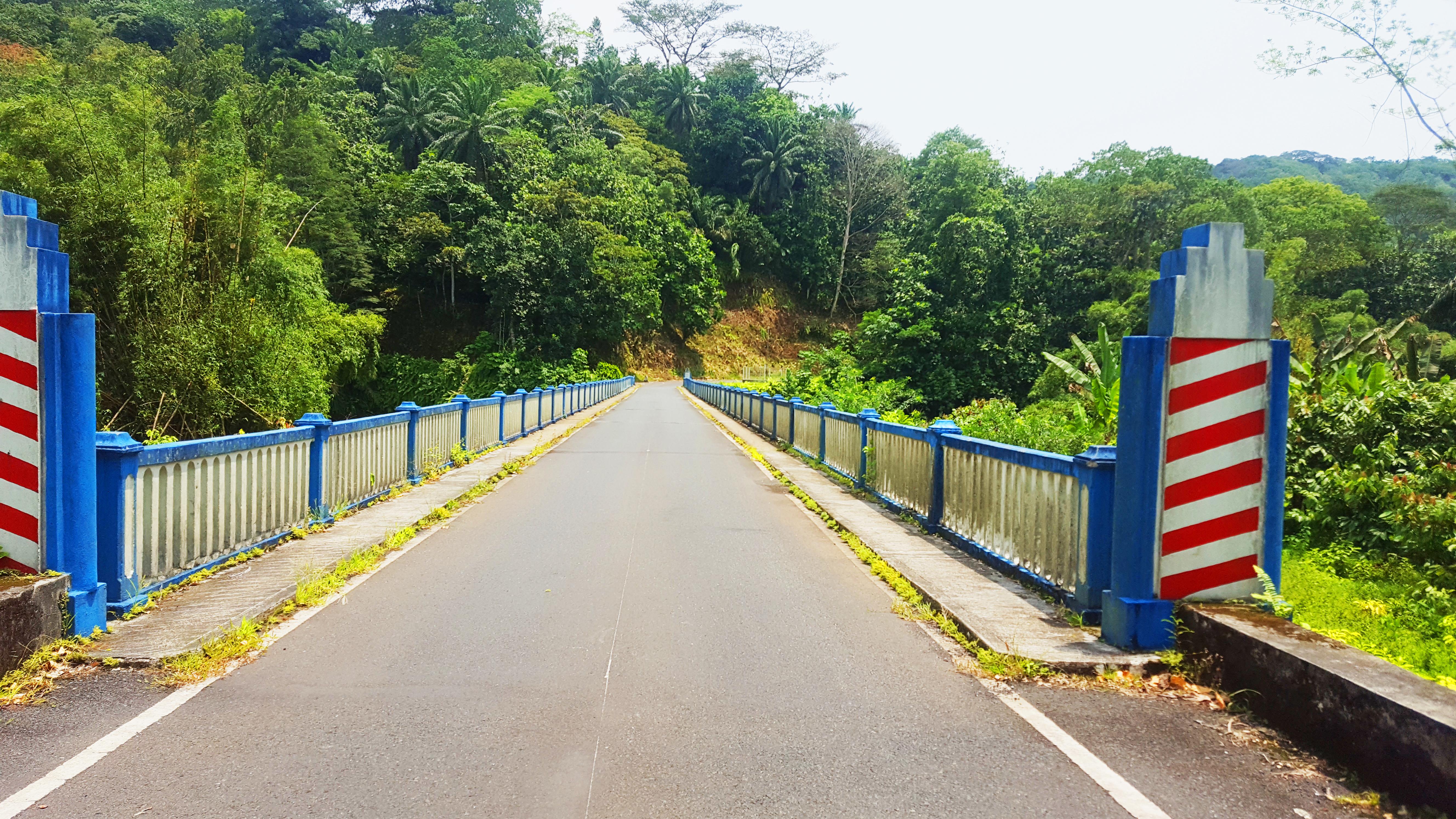Road Santo Tome and Principe_Privilege Tours