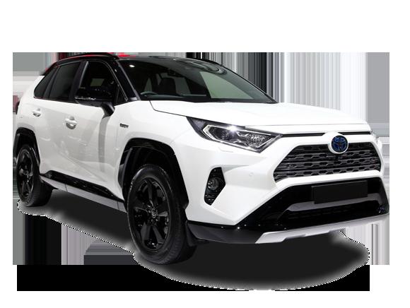 Toyota Rav4_Privilege Tours