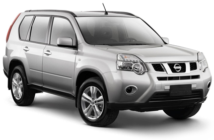 Nissan X Trail_Privilege Tours